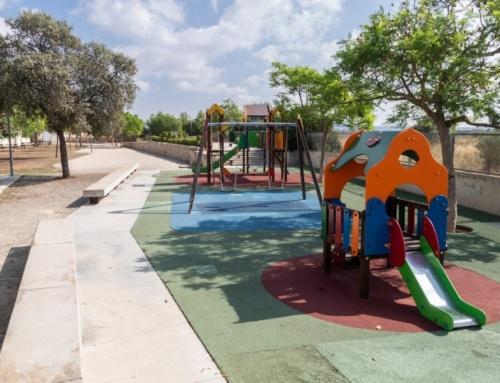 L'Ajuntament de Marratxí reobre tots els parcs infantils a partir d'aquest dijous gràcies a la millora de la situació epidemiològica