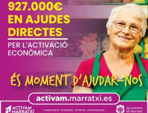 Comerciantes y autónomos de Marratxí afectados por la Covid-19 podrán acceder a ayudas de hasta 927 mil euros