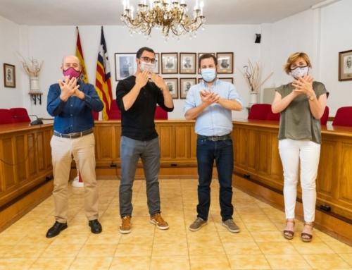 Els plens municipals es traduiran simultàniament a la llengua de signes a partir d'aquest mes de juny